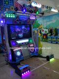 Горячая продавая управляемая монеткой танцуя машина игры