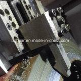 分割フレーム、油圧モータ(SFM2026H)で切断し、面取り機