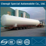 100cbm 압력 용기 1.77MPa 대량 수평한 저장 LPG 탱크