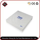 Casella di colore quadrata del documento dell'imballaggio per i prodotti elettronici