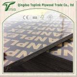 / Forma de construcción de hormigón Formply madera contrachapada / Panel de encofrado