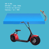 Lithium-Großhandelsbatterie der hohen Kinetik-60V 20ah für elektrischen Roller/Harley Auto