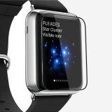 O toque delicado de vidro de Asahi endureceu acessórios do telefone da película de vidro para o relógio de Apple