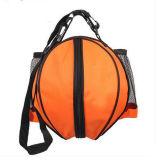مستديرة كرة سلّة حقيبة مع مقبض قابل للتعديل