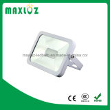 Slim IP65 ao ar livre 10W 20W 30W 50W 100W LED Floodlight