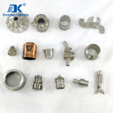Cnc-maschinell bearbeitenteile für Maschinerie-Teile mit Qualität anpassen