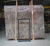 Lajes de mármore cinzentas Polished, telhas de mármore baratas chinesas