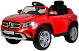 12 Volt-elektrische Fahrt auf Auto mit Lenkrad
