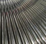 Diseños de cristal polacos del pasamano del balcón del acero inoxidable