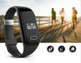 Waterproof Sport Wireless Bluetooth V4.0 Smart Watch Bracelet Celular