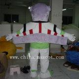 Costume capriccioso bello della mascotte del robot