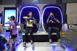El mejor simulador de la realidad virtual 9d Vr del equipo del cine del precio 9d