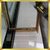 HandelsEdelstahl-Glastür und Fenster