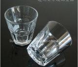 220ml créateur, six bord inférieur, cuvette en verre de whiskey, cuvette de l'eau