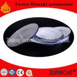 Sunboat Küchenbedarf-Decklack-Abendessen-Teller