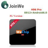 Cadre androïde de la version TV de H96 Rpo 3G/16g
