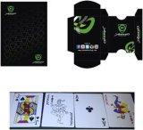 Aduana que hace publicidad de las tarjetas que juegan/póker/puente/Tarot/tarjetas de juego