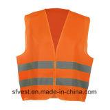 Heet verkoop Veiligheid het Weerspiegelende Vest Kleding met Engelse ISO 20471 beschermt