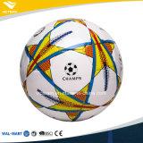 Maschine genähte Belüftung-Fußball-fördernde Straßen-Fußball-Spiel-Kugel