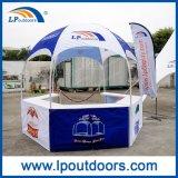 tente hexagonale extérieure de cabine de dôme de 3X3m pour l'exposition d'étalage