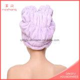 GroßhandelsMicrofiber Haar-Trockner Tuch in der Masse