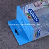 Transparente se puede vincular PVC caja de plástico caja de plástico de PVC de impresión