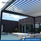 Pergolas de alumínio da grelha dos sistemas do telhado da grelha