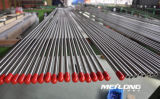 Tube de ligne hydraulique en acier inoxydable sans soudure Tp316L