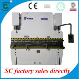 Machine à cintrer hydraulique de marque d'Int'l Shengchong avec CE&ISO (100T3200)