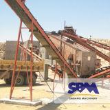 Alimentador Vibratório Sbm Low Price para Stone Crushing Plant