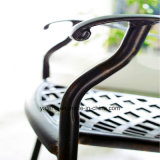 Design moderne Hot Sale Outdoor Garden Furniture Chaise en aluminium
