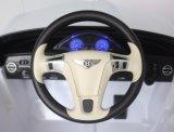 Bentley genehmigte Fahrt auf Auto-Spielzeug für Kinder