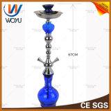 Drak blaues Achat Shisha Wasser-Rohr
