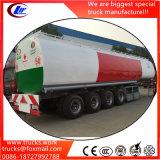 4 Axls Dieselbecken-halb Schlussteil-Öltanker-Kraftstofftank-Schlussteil