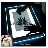 Коробка доски акриловая СИД Tattoo доски экземпляра СИД чертежа СИД трассируя светлая