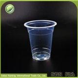400ml /13oz 뚜껑을%s 가진 처분할 수 있는 플라스틱 커피 잔