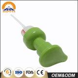 bottiglia bianca della bolla dell'animale domestico 100ml con la pompa della gomma piuma per il prodotto disinfettante