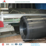 Zwarte HDPE Geomembranes die wijd in Waterdichte Bouw wordt gebruikt
