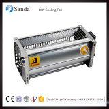 Ventilateur électrique de ventilateur de refroidissement à sec de croisement de flux petit