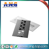 Cartes imprimées intelligentes personnalisées PVC UV avec impression offset
