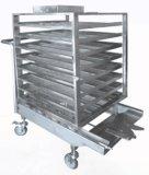 Schiebetür-horizontaler industrieller Autoklav