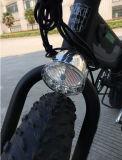 安い価格の合金のフォークの中断都市電気バイク