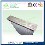 Patroon van de Filter van de Lucht van relatieve vochtigheid de Synthetische