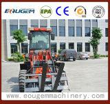 Chargeur bon marché du chargeur Zl16f de la roue 1.6ton de la Chine petit à vendre