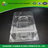 Blister Clamshell Fruit Vegetable Packaging Recipiente de alimentos descartáveis ​​de plástico