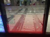 Visualización de cristal transparente, visualización transparente del PWB