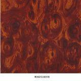 Numéro en bois W08zs1014b 80 de configuration de film d'impression de transfert de l'eau du best-seller
