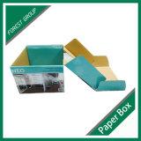 Складывая напечатанная перевозкой груза коробка индикации картона