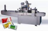 Горизонтальная автоматическая влажная бумажная машина упаковки подушки ткани HS-250