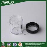 30gペットプラスチック化粧品は容器のねじふたが付いている広い口の目のクリームのプラスチック瓶を震動させる